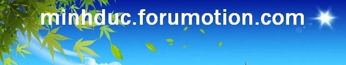 Minh duc forum
